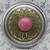 Compact Mirror - Pink Ice - Comes With Protective Pouch - Bridesmaid Gift -