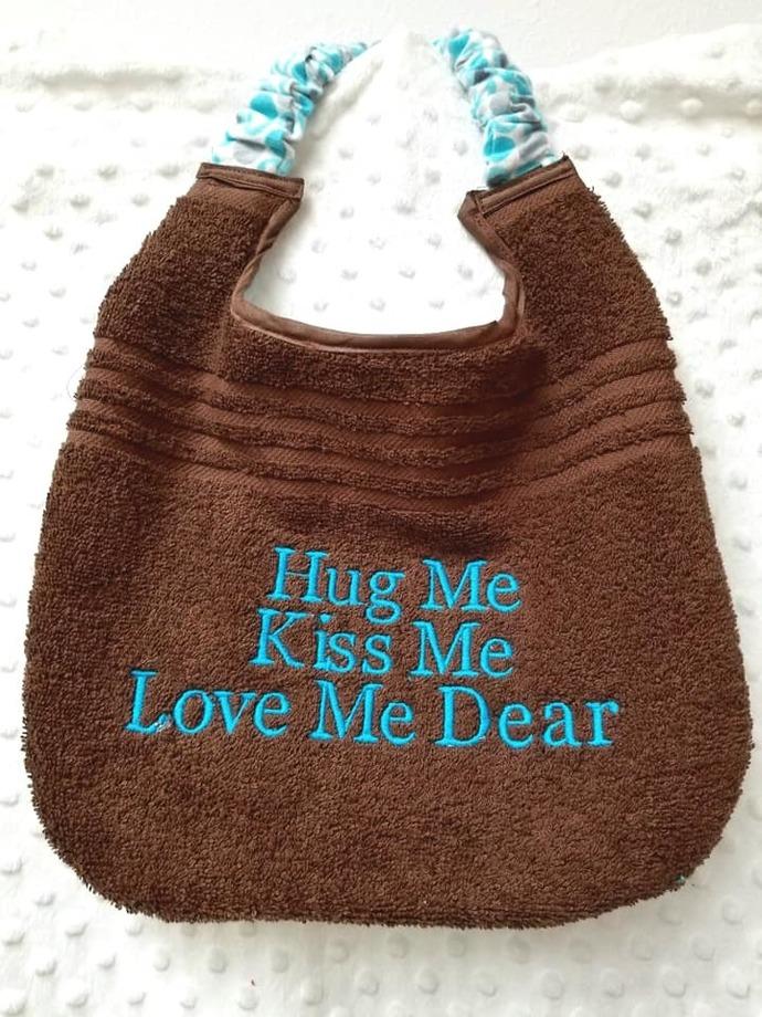 Hug Me Kiss Me Love Me Dear