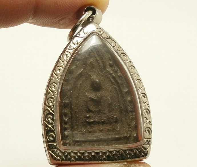 LP Boon lord Buddha in dharma shield super strong protection from black magic &