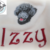 Toy Poodle-Embroidered Dog Blanket