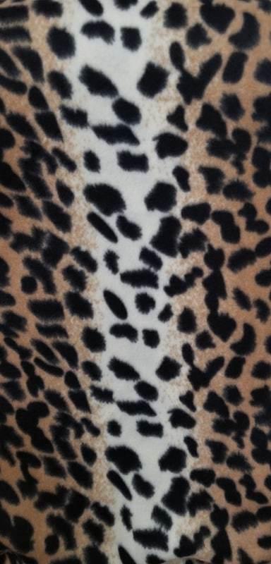 Animal Print Pants