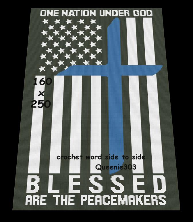 One Nation Under God 160x250