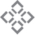 Modern Diamond - Modern Living Series - Etched Decal - For Shower Doors, Glass