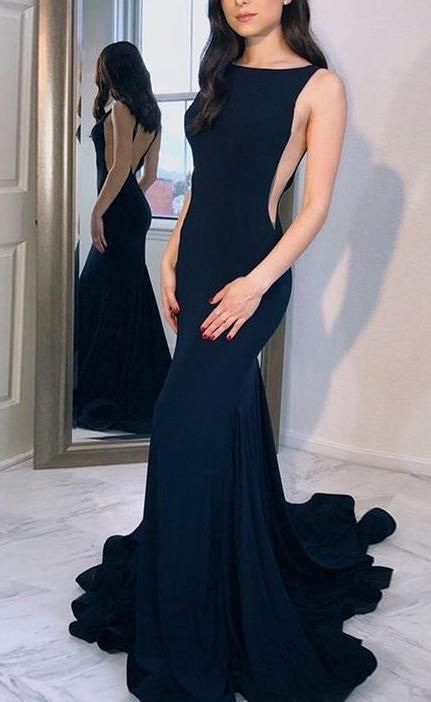 b1a87ac3f3 Mermaid Long Prom Dress Fashion Winter Formal Dress Popular Wedding Party  Dress