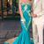 Sexy New Designer Off Shoulder New Mermaid Prom Dresses Gold Applique Floor