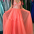 Charming Prom Dress, Sexy V Neck Lace Tulle Long Prom Dresses