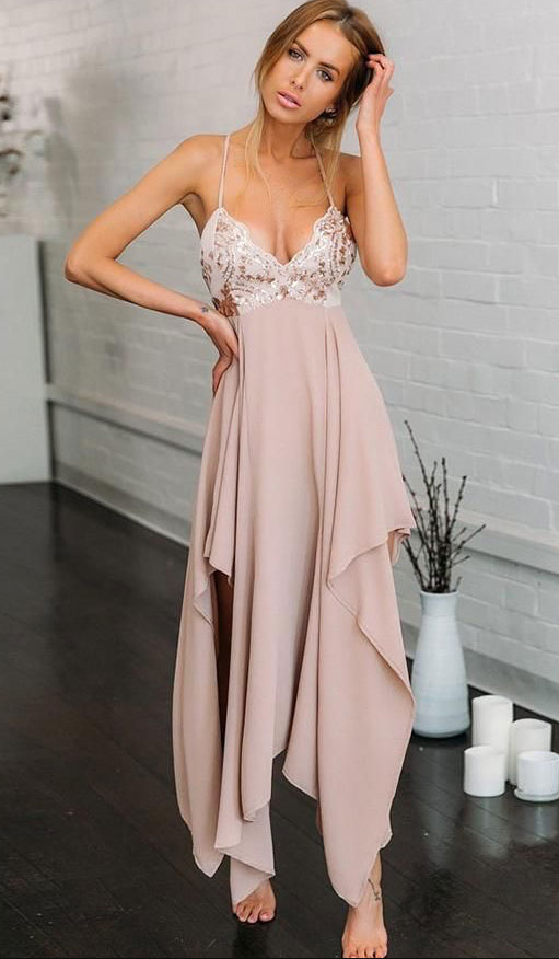 Sexy Halter Prom Dresses for Women Evening Dresses