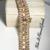 Pearl and Crystal Handmade Bracelet-pastel