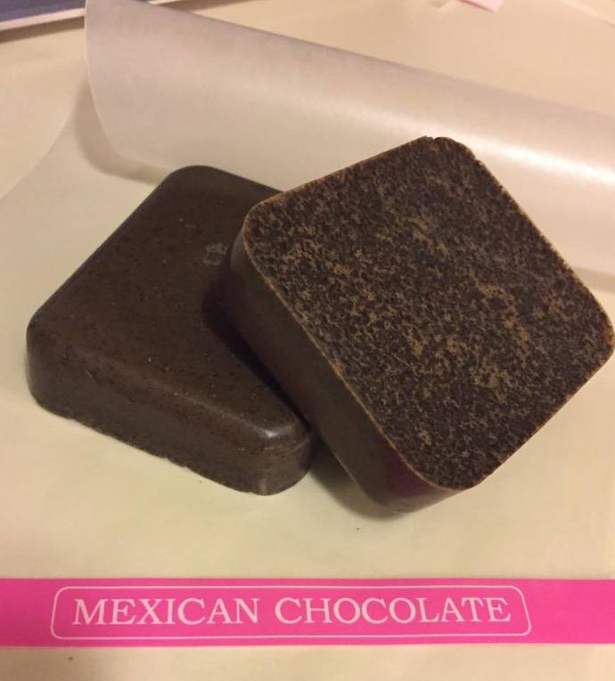 Mexican Chocolate Cinnamon Coffee Scrub Soap Bar