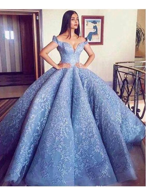 Ball Gown Wedding Dress Plus Size Elegant Off by PrettyLady on Zibbet