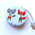 Tape Measure Dapper Dressed Foxes Retractable Measuring Tape