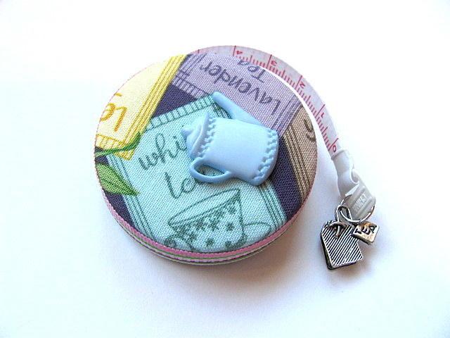Measuring Tape Tea Lovers Retractable Tape Measure