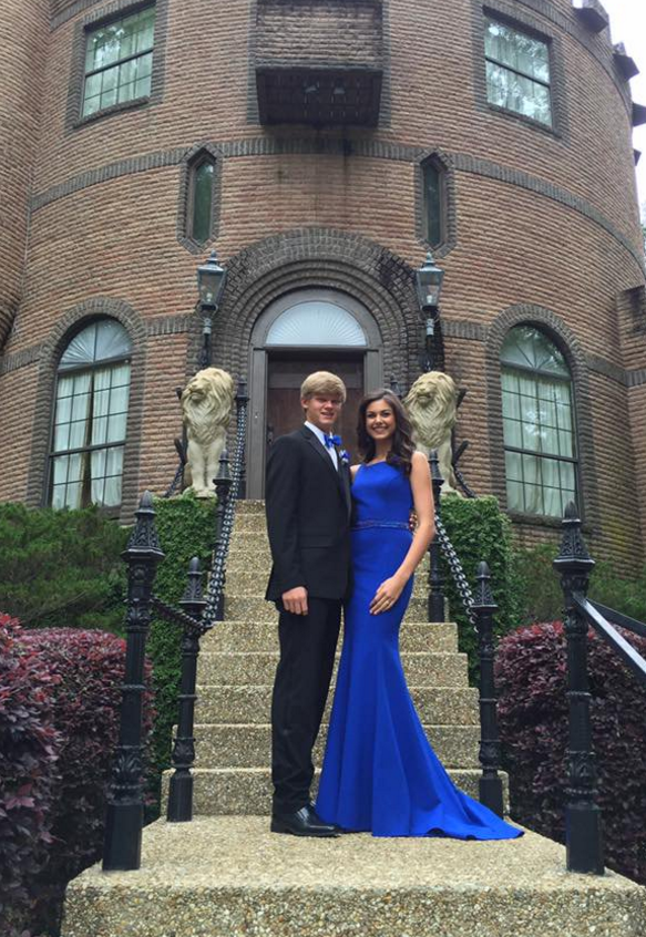 Sleeveless Prom Dress, Mermaid Prom Dress, Open Back Prom Dress, Royal Blue Prom