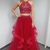 Spaghetti Straps Prom Dresses,Two Piece Prom Dress