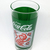 1992 Coca Cola Chinese Zodiac Year Of The Monkey Drinking Glass Tumbler (GREEN)
