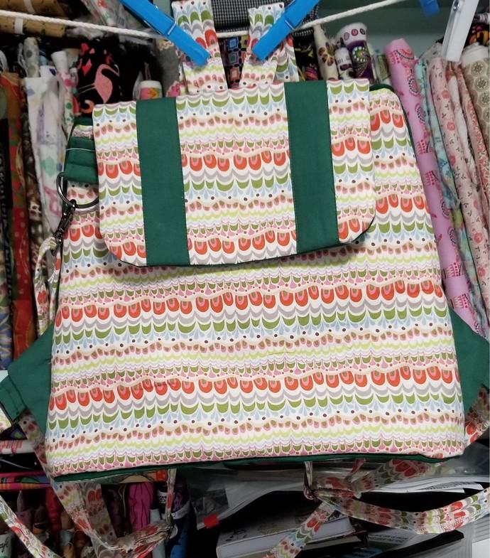 Flower Duel  Backpack