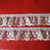 1 Inch Wide Gathered Frilly Lace Trim