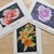 Photo greeting cards, original photography, Floral cards, Roses cards, Lilies