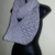 HANDMADE CROCHET Infinity Scarf Super Soft Crow's Foot Style - Lavender, Light