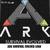 ARK Survival Evolved Video Game Logo Symbol crochet graphgan blanket pattern;
