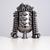 Metal sculpture - R2D2 - welding spare part - starwars