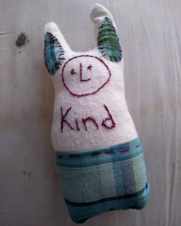Fabric Kind Bunny
