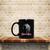 Love Is Gone Coffee Mug, Tea Mug, Rabbit Tea Mug, Coffee Mug, Rabbit Coffee Mug,