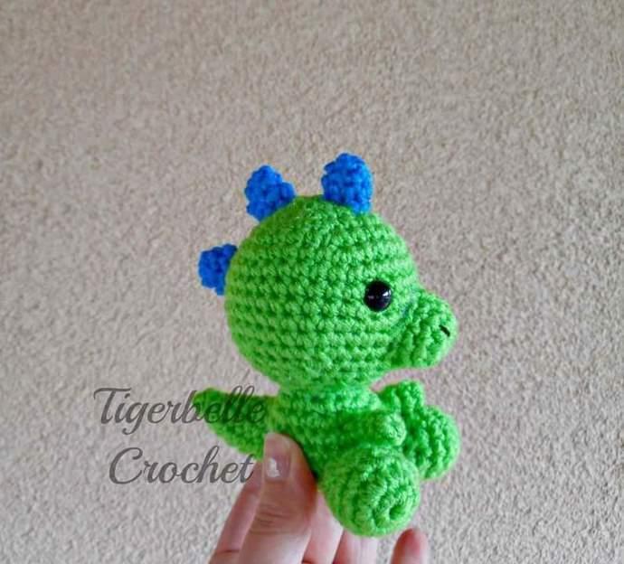 Mini Dinosaur Pattern
