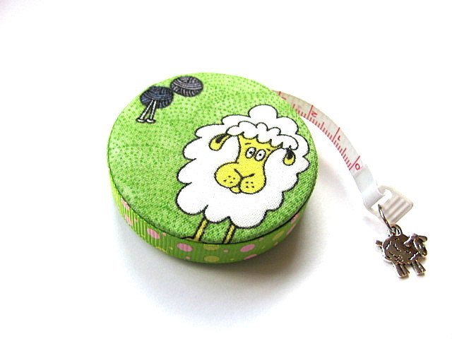 Tape Measure for Sheep Lovers Retractable Measuring Tape