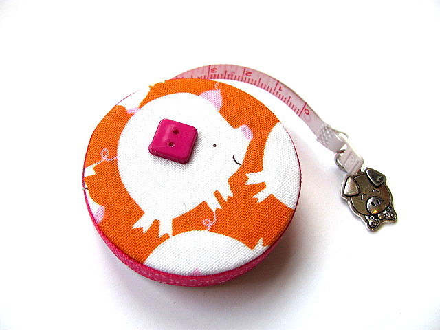 Measuring Tape This Little Piggy Retractable Tape Measure