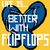 Life Is Better With Flip Flops graph