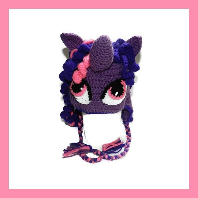 Inspired by My Little Pony Twilight Sparkle, Toddler, Child, Teen, Adult Made to