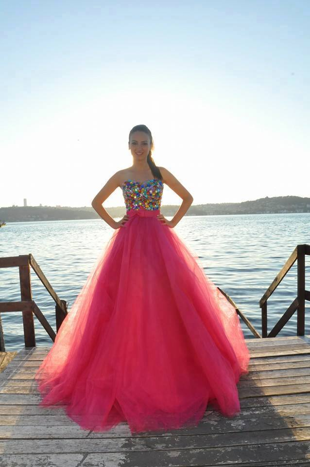 Sparkle Prom Dresses,Simple Prom Dress,Sexy Prom Dress,Fitted Corset Prom