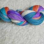 26e6afe289cc8 Crochet Winter Beanie Pom Pom Hat Purple by TheStylishMandala on