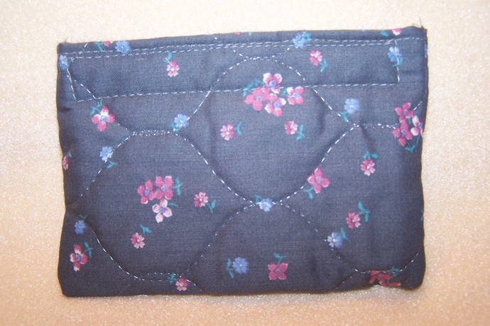 Purse accessories, coin purse, eyeglass case, cell phone case, fabric purse