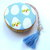 Measuring Tape Chicks and Eggs Easter Retractable Tape Measure