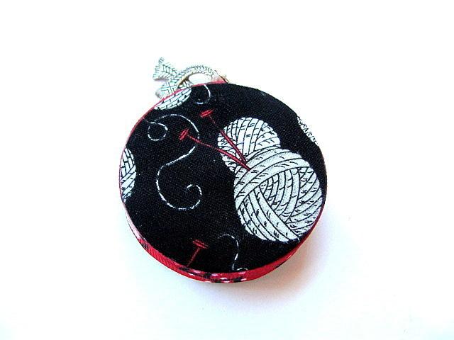 Measuring Tape Knitting Sheep Retractable Pocket Tape Measure