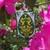 Small Green Egg - Digital Cross Stitch Pattern