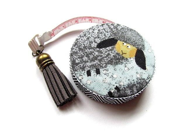 Measuring Tape Gray Sheep  Retractable Tape Measure