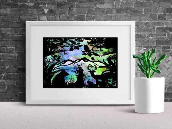 Peace On Earth Limited Edition Art Print