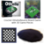 Crochet Othello - Reversi Board Game with 3D Game Pieces (SC)