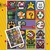 Mario CAL Small CGL Bundle ZIP file with 18 Patterns with C2C Written