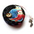 Tape Measure Cuddling Cats Retractable Measuring Tape