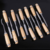 Brand New 12 Piece Wood Carving Hand Chisel Tool Set Professional Woodworking