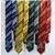 Harry Potter Necktie (Pick 1) Gryffindor, Slytherin , Ravenclaw , Hufflepuff