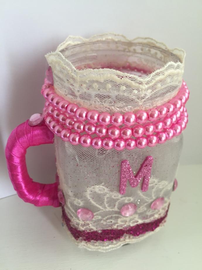 Mum - Mason Jar