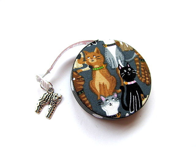 Measuring Tape Variety Cats Small Retractable Tape Measure