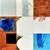 Kitchen backsplash, Modern Large Mural, Bathroom Tiles