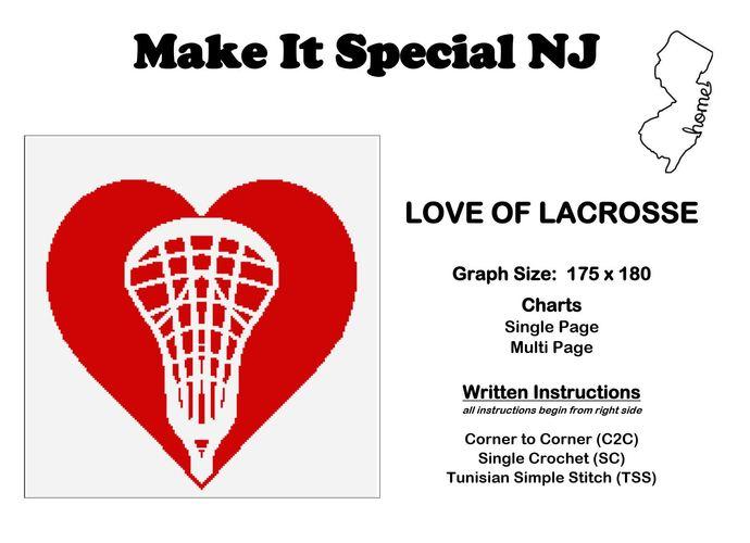 Lacrosse Heart