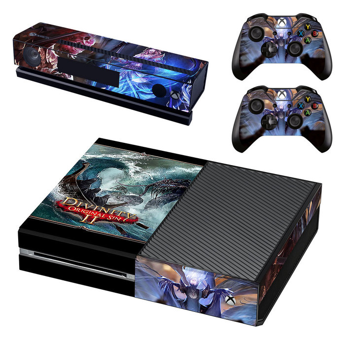 Divinity Original Sin 2 Xbox 1 Skin for Xbox one Console & Controllers